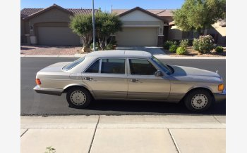 1986 Mercedes-Benz 420SEL for sale 101055785