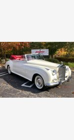 1961 Rolls-Royce Silver Cloud for sale 101055859