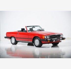 1988 Mercedes-Benz 560SL for sale 101056917