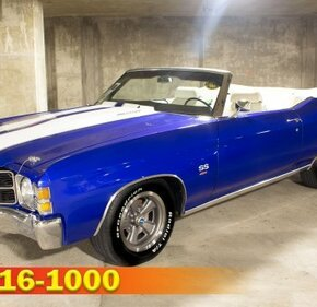 1971 Chevrolet Chevelle for sale 101057417