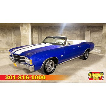 1971 Chevrolet Chevelle for sale 101057417