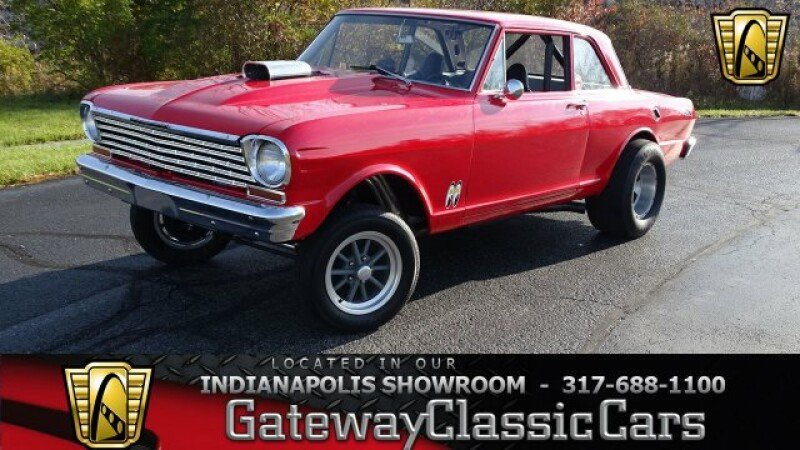 1962 Chevrolet Nova for sale near O Fallon, Illinois 62269