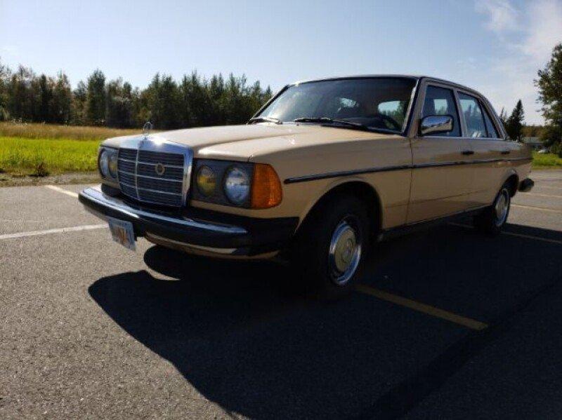 Mercedes-Benz 240D Classics for Sale - Classics on Autotrader