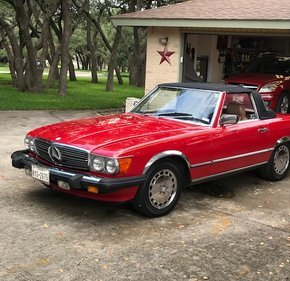 1987 Mercedes-Benz 560SL for sale 101058468