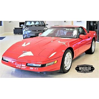1991 Chevrolet Corvette for sale 101058552