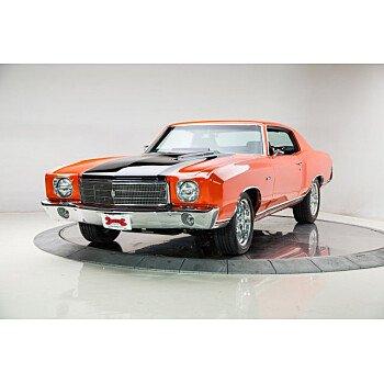 1970 Chevrolet Monte Carlo for sale 101058658