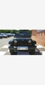 2010 Jeep Wrangler 4WD Sahara for sale 101059300
