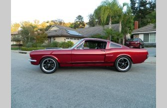 1965 Ford Mustang GT for sale 101059352