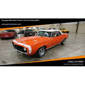 1969 Chevrolet Camaro for sale 101059356