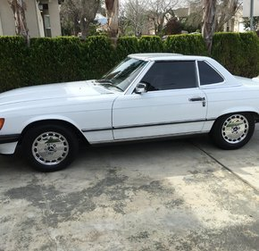 1989 Mercedes-Benz 560SL for sale 101060123