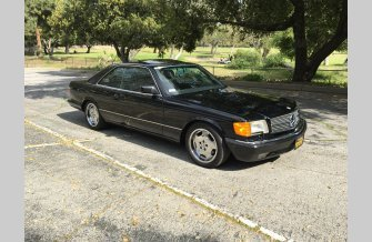 1991 Mercedes-Benz 560SEC for sale 101060143