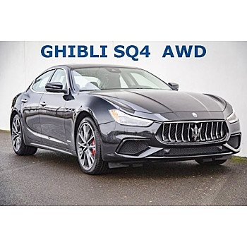2019 Maserati Ghibli for sale 101060496