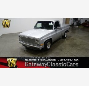 1984 Chevrolet C/K Truck 2WD Regular Cab 1500 for sale 101060525