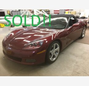 2007 Chevrolet Corvette for sale 101060544