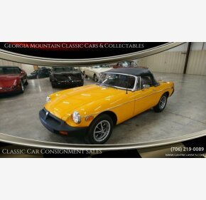 1978 MG MGB for sale 101060657