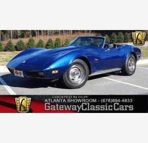 1973 Chevrolet Corvette for sale 101061195