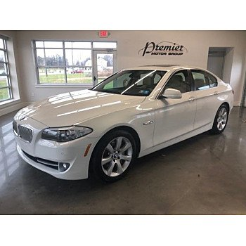 2011 BMW 550i Sedan for sale 101063020