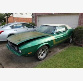 1972 Ford Mustang for sale 101063022