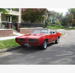 1968 Pontiac GTO for sale 101063071