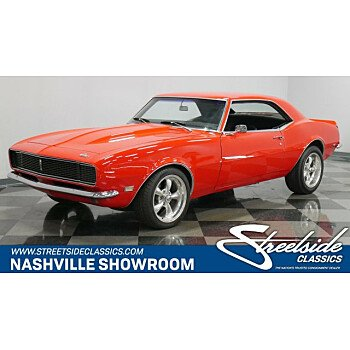 1968 Chevrolet Camaro for sale 101063091