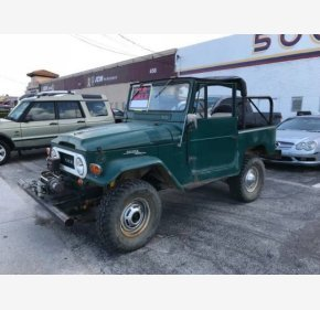 1965 Toyota Land Cruiser for sale 101063116