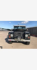 1971 Land Rover Series II for sale 101063237