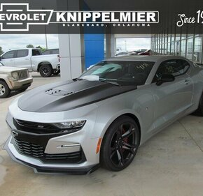 2019 Chevrolet Camaro SS Coupe for sale 101063572