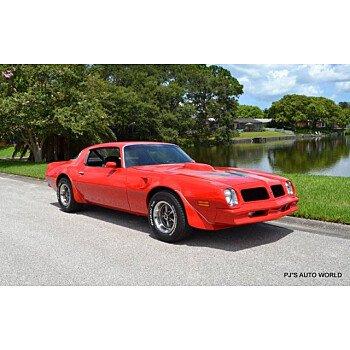 1976 Pontiac Firebird for sale 101063724