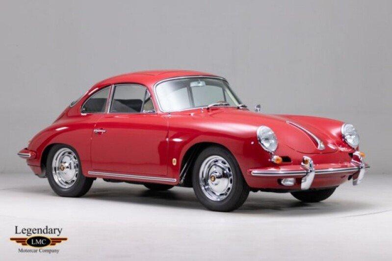 1962 Porsche 356 Classics For Sale Classics On Autotrader