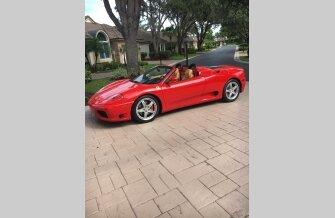 2004 Ferrari 360 Spider for sale 101063843