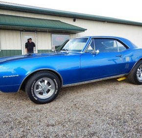 1967 Pontiac Firebird for sale 101063965