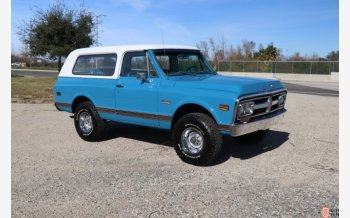 1972 GMC Jimmy for sale 101064926