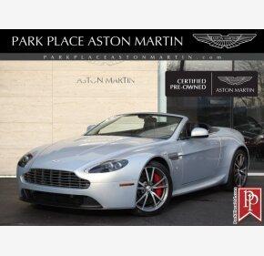 2014 Aston Martin V8 Vantage Roadster for sale 101065488