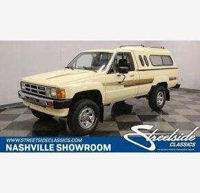 1986 Toyota Pickup 4x4 Regular Cab SR5 Long Bed for sale 101065920