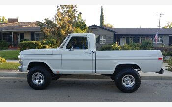 1970 Ford F100 2WD Regular Cab for sale 101066647