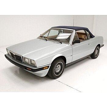 1986 Maserati Spyder for sale 101066846