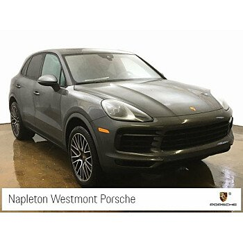 2019 Porsche Cayenne for sale 101067341