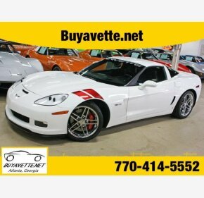 2007 Chevrolet Corvette Z06 Coupe for sale 101067362