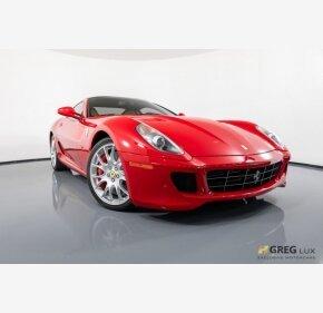 2008 Ferrari 599 GTB Fiorano for sale 101068526