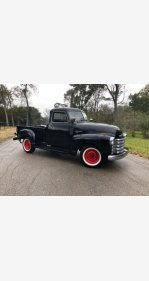 1950 Chevrolet 3100 for sale 101069006