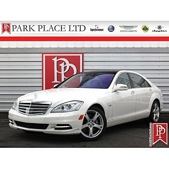 2011 Mercedes-Benz S600 for sale 101069144