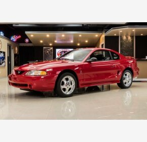 1995 Ford Mustang Cobra Coupe for sale 101069660