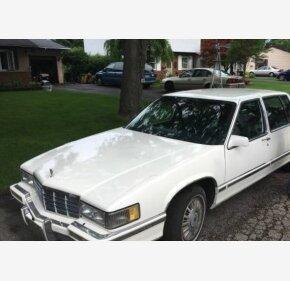 1991 Cadillac De Ville for sale 101071275