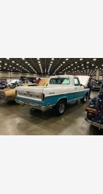 1968 Ford F100 for sale 101071289