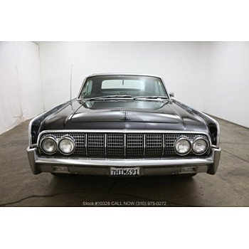 1964 Lincoln Continental for sale 101071291