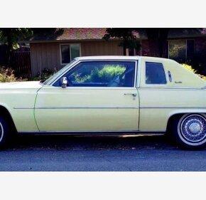 1977 Cadillac De Ville for sale 101071725