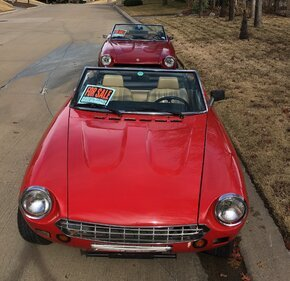 1980 FIAT 2000 Spider for sale 101071838
