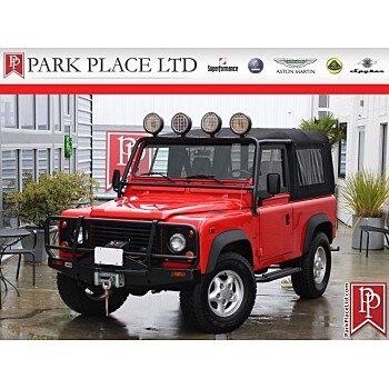 1997 Land Rover Defender 90 for sale 101072064