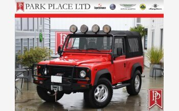 1997 Land Rover Defender 90 for sale 101072064