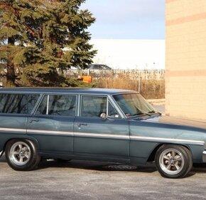 1966 Chevrolet Nova for sale 101072106